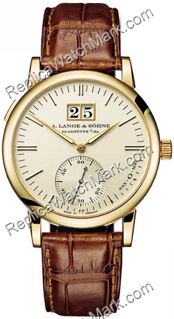 A Lange & Sohne Langematik Big Date Mens Watch 308.021