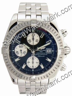 Hommes Breitling Chronomat Evolution Watch A1335611-B7-357A