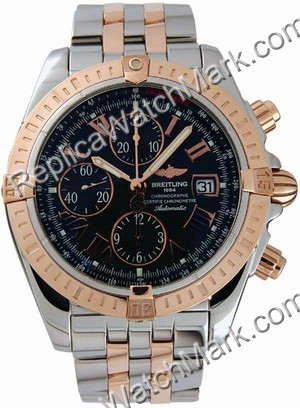 Breitling Chronomat Evolution 18 kt Windrider Rose Gold Hommes e