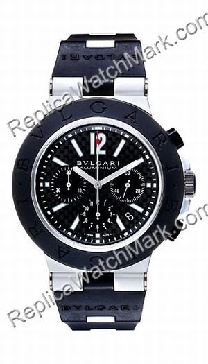 relacionados bvlgari diagono aluminum mens e borracha black watch