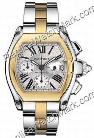 Cartier Roadster Chronographe w62027z1