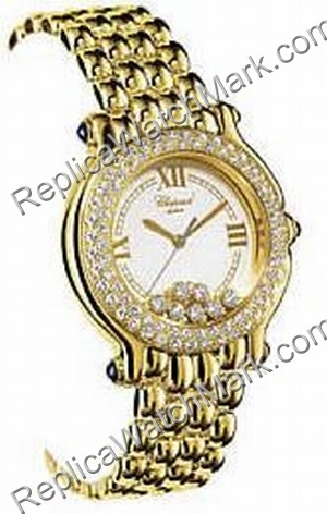 Chopard Happy Sport 18kt Gold 276145-0007 (27/6145-23yg)
