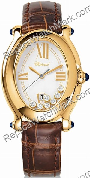 Chopard Happy Sport Oval 277000-0007 (27/7000-23)