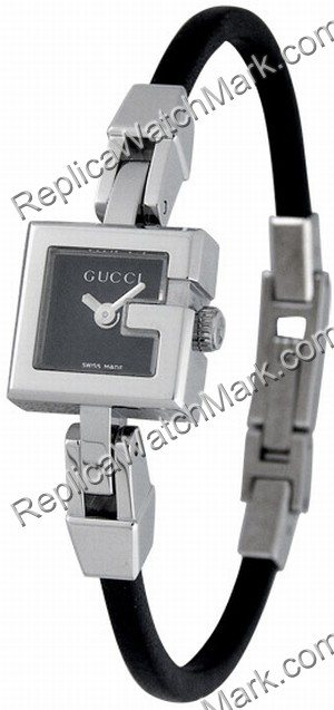 99e2f68e105 Competitive Prices Watches   Gucci 102G G-Watch Steel Black Petite ...