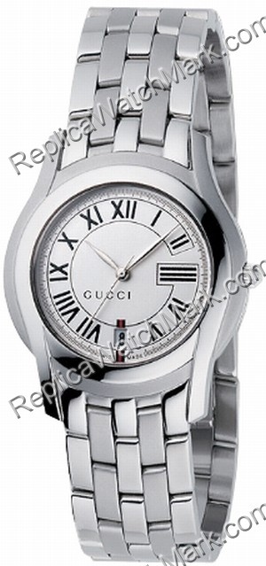 1d7c859af19 Cheap sports watches   Gucci 5505 Series Steel Ladies Watch YA055507 ...