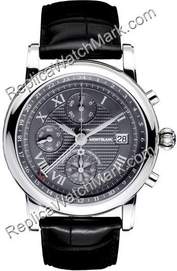 Montblanc Star Automatic XXXL Chronograph Mens Watch 101637
