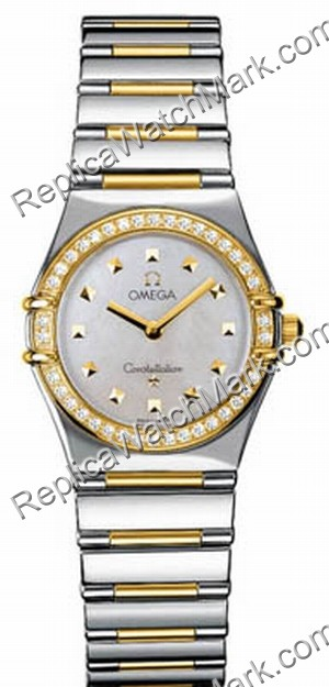 9105919f75a2 Mens relojes baratos   Omega Constellation My Choice 1.376
