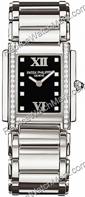 0f9fa568a90 Hot relógios   Patek Philippe Twenty-4 4910-10-001 - €179   Replicas ...