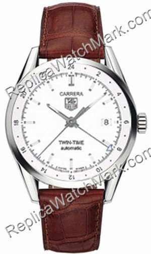 Tag Heuer Carrera Twin Time wv2116.fc6181