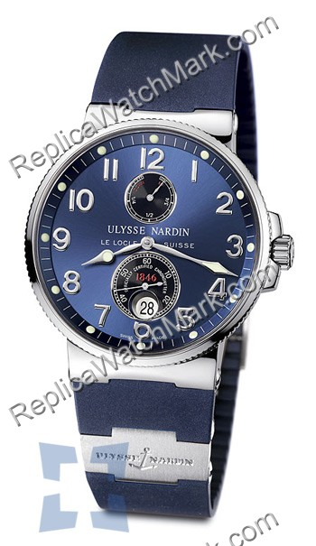 Ulysse Nardin Maxi Marine Chronometer Mens Watch 263-66-3-623