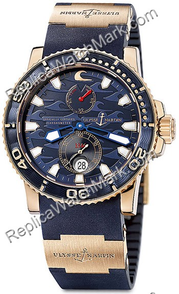 Ulysse Nardin Blue Surf Limited Edition Herrenuhr 266-36LE-3